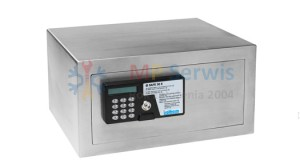 SAFE SECURITY BOX INOX LARGE